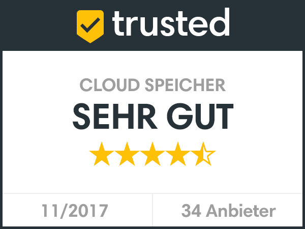trusted Testsieger 2018